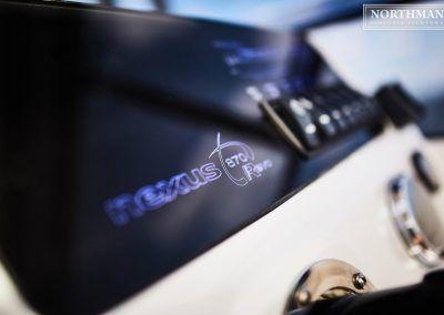 Nexus 870 Revo Steuerungskonsole