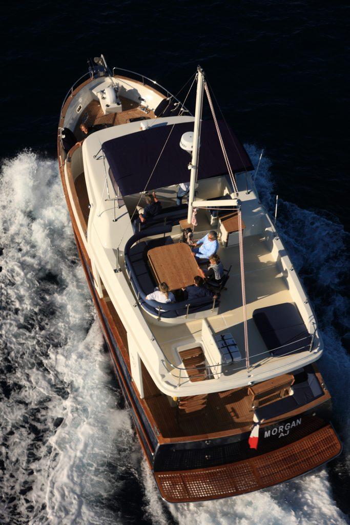 Rhea Marine Trawler 47 Von Oben