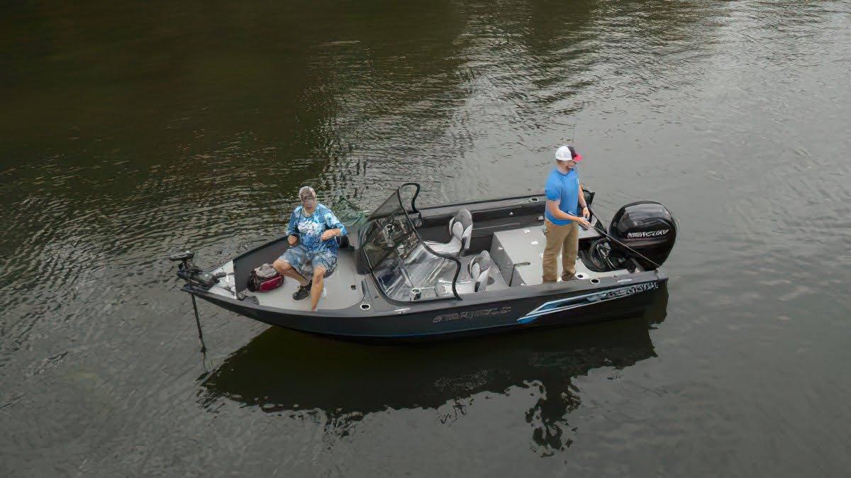 Starveld Fusion 16 Fischerboot